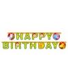 Safari feest verjaardag wenslijn